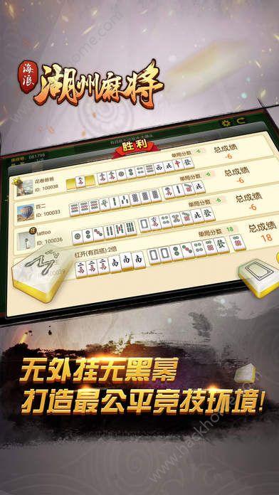 海浪湖州麻将下载官方游戏手机版图3: