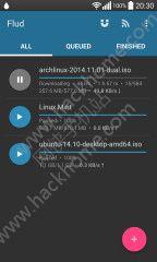 Flud汉化版app种子下载器图2: