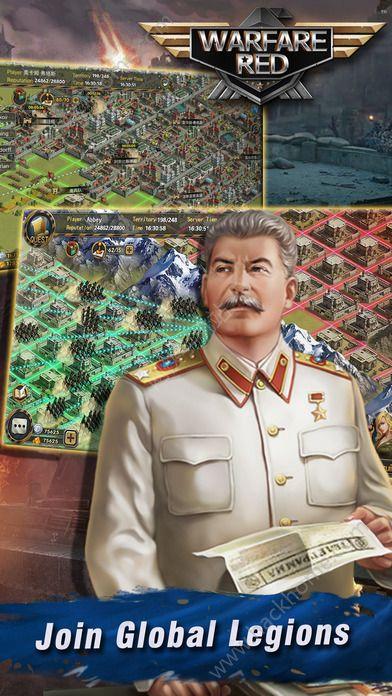 Red Warfare手游官网正式版图3: