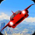 未来的飞行汽车无限金币中文破解版(Futuristic Flying Car Ultimate) v2.2
