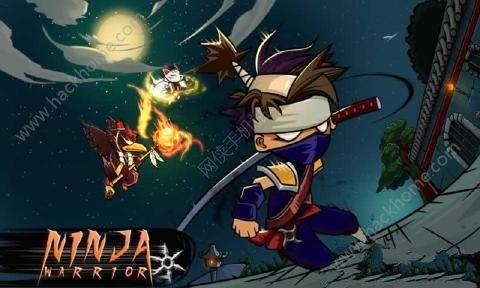 忍者战争之旅游戏爽快连击版(Ninja Warrior:Revenge)图3: