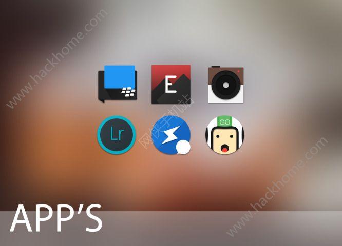 Boekt安卓图标包app图1: