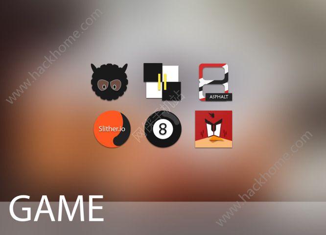 Boekt安卓图标包app图4: