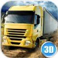 山路运输卡车驾驶模拟器中文汉化破解版(Offroad Truck Simulator) v1.04