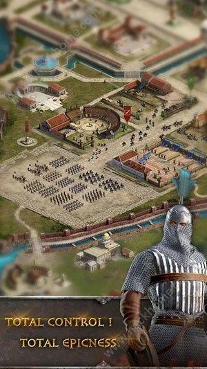 智明星通全面战争王者归来安卓下载安装最新版(Total War Kings Return)图1: