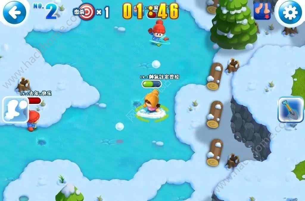 疯狂雪球H5手机游戏官网正式版图1: