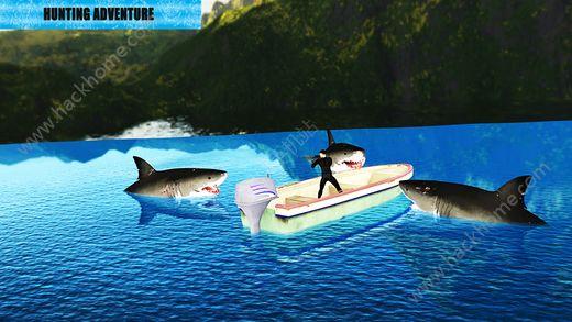 大颚鲨狩猎3D游戏汉化中文版图2: