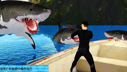 大颚鲨狩猎3D游戏汉化中文版图4: