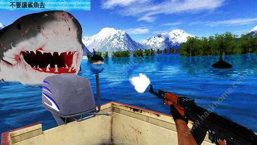 大颚鲨狩猎3D游戏汉化中文版图5: