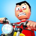 小小骑手失控下山无限金币中文破解版(Faily Rider) v1.16