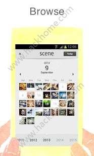 Scene相册管理手机版app下载图2: