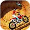 摩托车特技驱动器游戏中文汉化版(Well Of Death Bike Stunts) v1.0