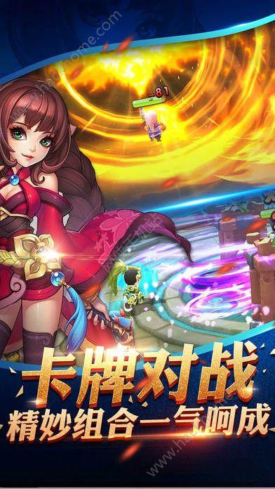 卡牌三国萌将传无双版官网最新游戏图5: