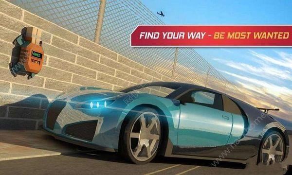 通缉车辆模拟2017游戏中文汉化版(Car Simulator 2017 Wanted )图3: