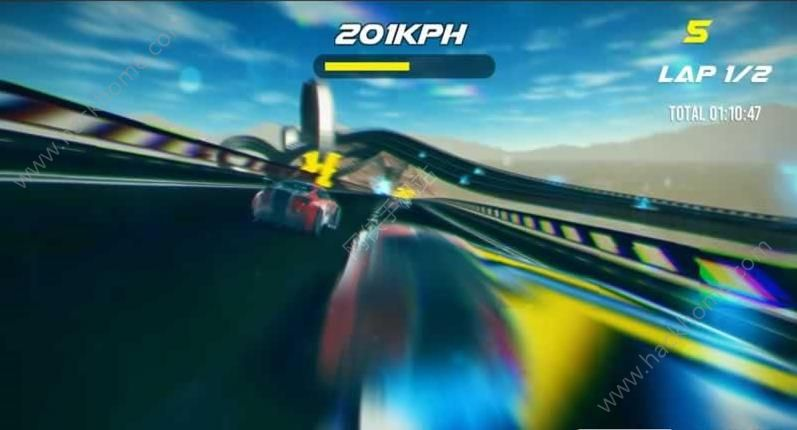 王牌赛车涡轮增压游戏中文汉化版(Ace Racing Turbo)图2: