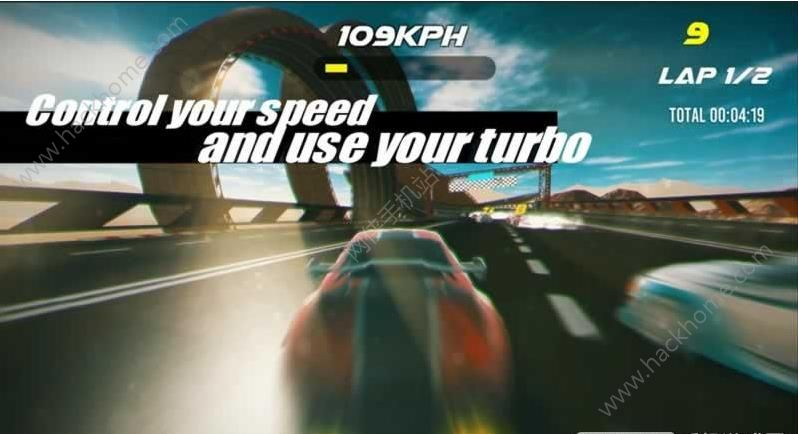 王牌赛车涡轮增压游戏中文汉化版(Ace Racing Turbo)图3: