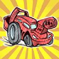 纸上赛车游戏汉化中文版(Paper Racer online racing) v1.1.37