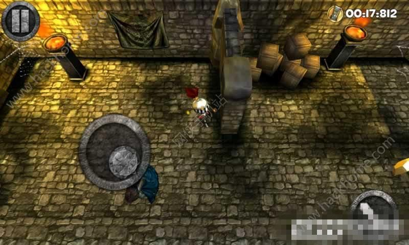 胆小骑士中文汉化版游戏(Coward Knight)图1: