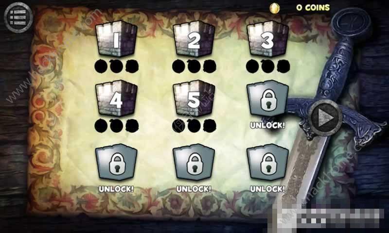 胆小骑士中文汉化版游戏(Coward Knight)图4: