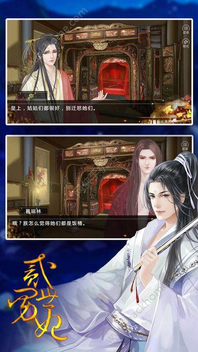 二世男妃橙光游戏官方正版下载图2: