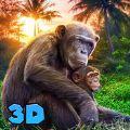 黑猩猩猴模拟器3D汉化中文版 v1.0