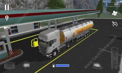 载货卡车模拟游戏安卓版下载(Cargo Transport Simulator)图3: