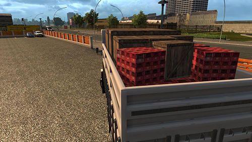 货车司机模拟货物运输游戏汉化中文版图2: