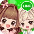 LINE PLAY打造完美小屋无限金币中文破解版 v5.2.0.0