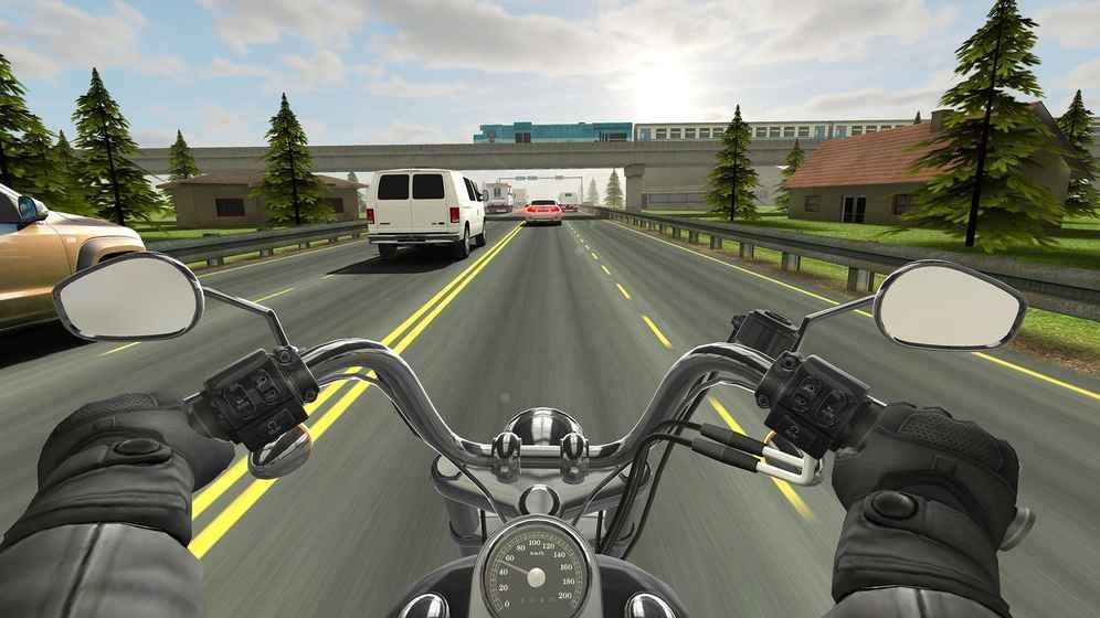公路骑手官网安卓版(Traffic Rider)图1:
