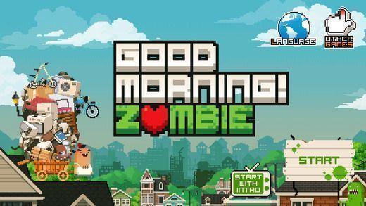 早上好僵尸游戏中文汉化版下载(Good morning Zombie)图5: