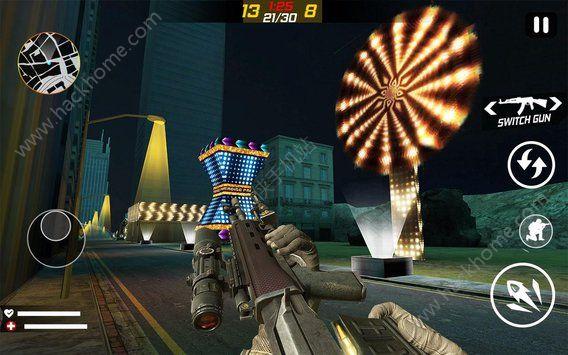 消防力量战场生存无限子弹破解版图5:
