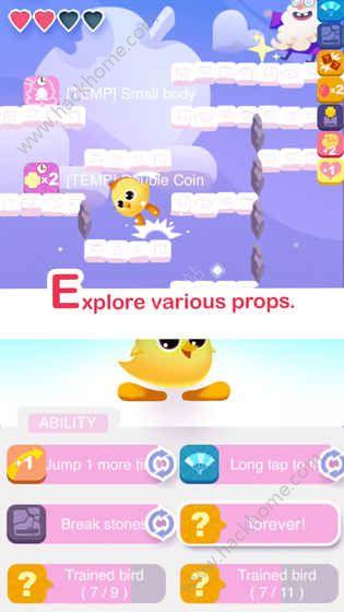 小黄鸡跳一跳游戏官网下载安卓版图3: