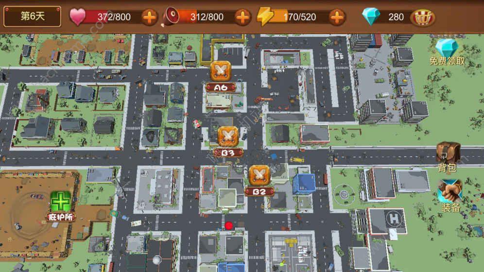 SOS终极逃脱游戏手机版下载图1: