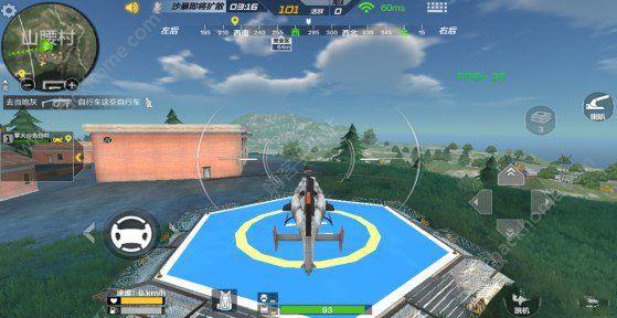 穿越火线枪战王者直升机在哪里 直升机位置[多图]图片2