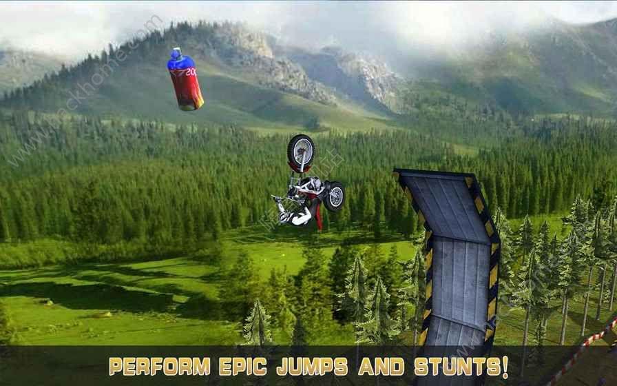 疯狂山地摩托车赛游戏安卓版图2: