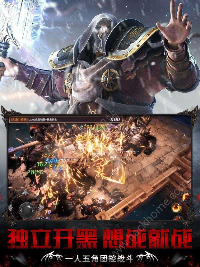 暗黑血源官方网战最新版游戏下载图4: