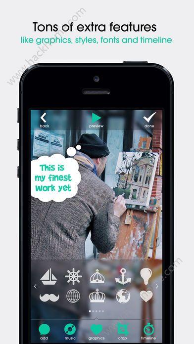 流行音乐视频编辑app官方版苹果手机下载图3: