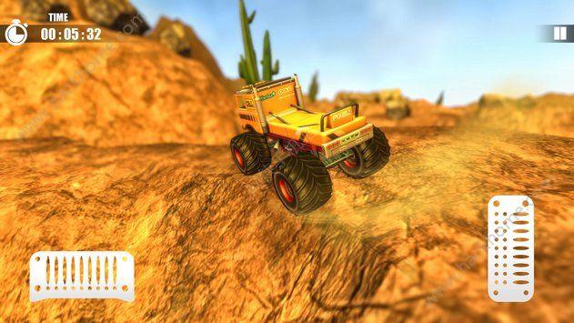 怪物卡车传奇汉化中文版(Monster Truck Legends)图3: