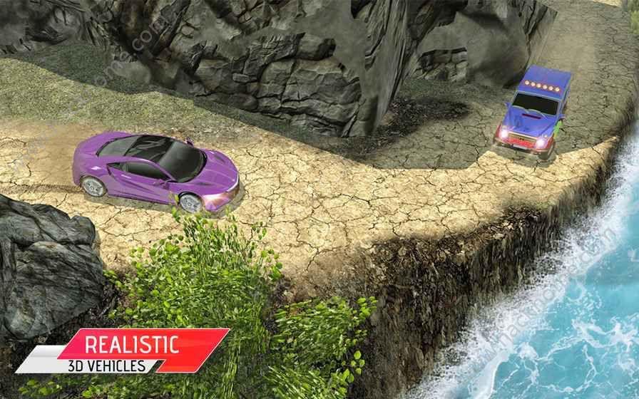 越野汽车驾驶模拟器3D游戏安卓版图1: