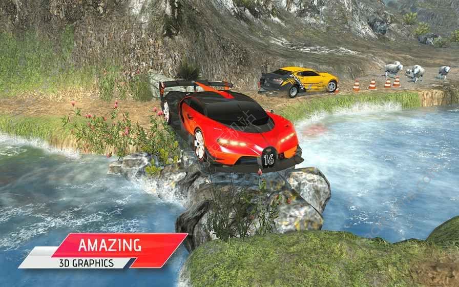 越野汽车驾驶模拟器3D游戏安卓版图3: