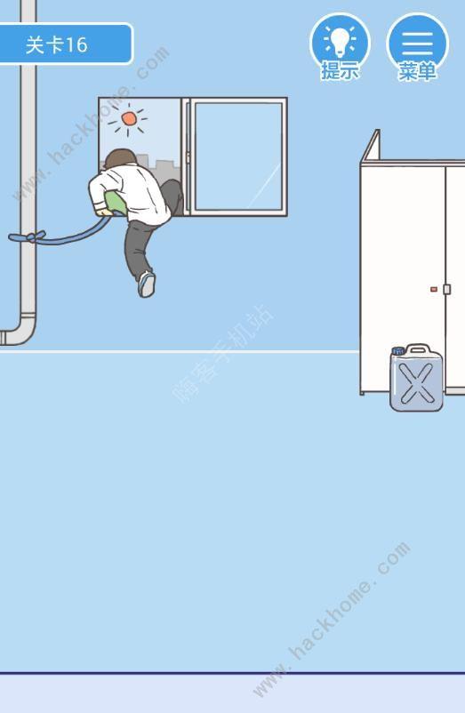 我要翘课第16关攻略 厕所图文通关教程[多图]图片3_嗨客手机站