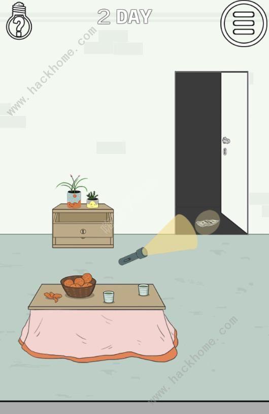 找到老婆的私房钱2第二关攻略 手电筒图文通关教程[多图]图片2_嗨客手机站