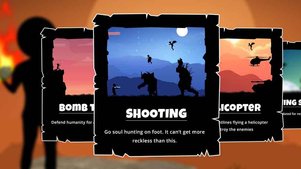 炸弹打击游戏安卓最新版图1: