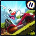 奥吉超级赛车游戏安卓中文版(Oggy Racing) v1.11