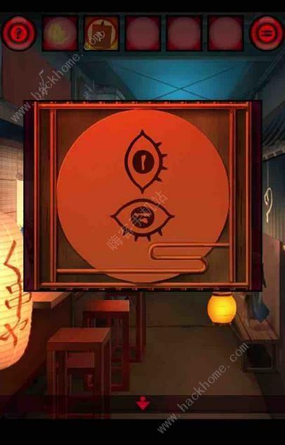 逃脱游戏妖异的夜市第七章攻略 花猫图文通关教程[多图]图片4_嗨客手机站