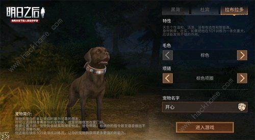 明日之后狗可以换吗 选错了可以换狗吗[多图]图片3_嗨客手机站
