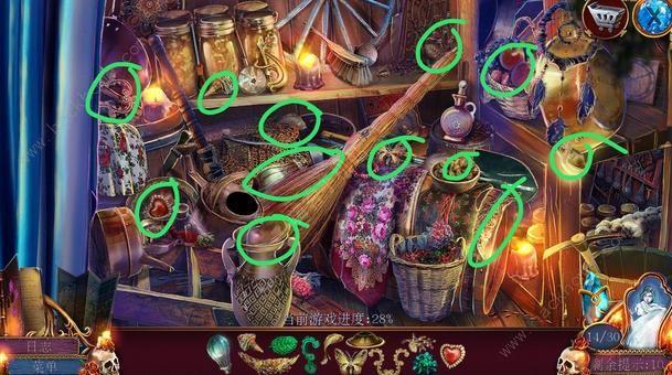 密室逃脱影城之谜4第四章攻略 雅佳纳的家图文通关教程[多图]图片2_嗨客手机站