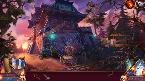 密室逃脱影城之谜4第五章攻略 巫师的房子图文通关教程[多图]图片1