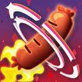 奔跑吧大大香肠游戏安卓中文版(Sausage Slide) v1.0.0