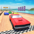 沙滩赛车3D无限金币中文内购破解版 v1.3